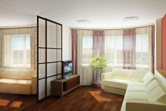 Однокомнатные квартиры как сделать двухкомнатную